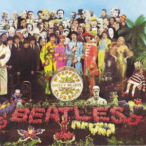 Beatles / [08] SGT Peppers Lonely Hearts Club Band