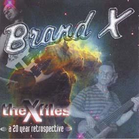 Brand X / [08] The X Files