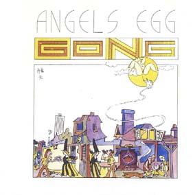 Gong / [05] Angels Egg