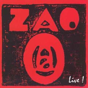 ZAO / [5] Live!