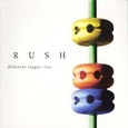 Rush / [22] Different Stages-Live